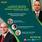 Webinar com Frederico Amâncio e Rossieli da Silva