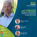 Webinar com Ben Domingue