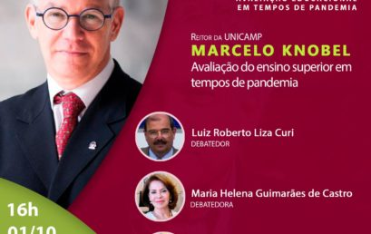 Webinar com Dr. Marcelo Knobel