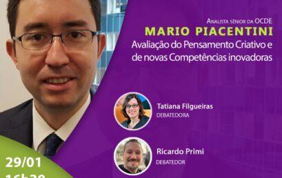Webinar com Mario Piacentini