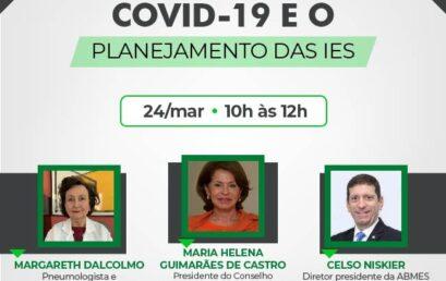 A PRESIDENTE DO CNE E DA ABAVE CONVIDA